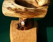 Oak Twist Stash Box