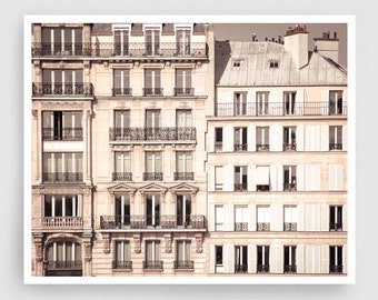 Paris photograpgy - Paris Facade - Paris photo,Fine art photography,Paris home decor,8x10 wall art,white,Paris decor,Art posters