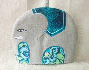 Elephant Tea Cosy/Cozy Digital Pattern- Make your Own!