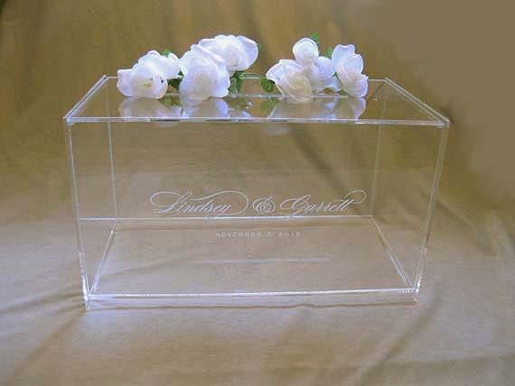 Gift Card Boxes Wedding: Wedding Card Box Money Box Card Holder By Plasticsmith On Etsy