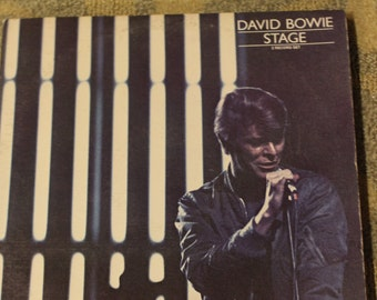 David Bowie | Stage - 2 Record Set