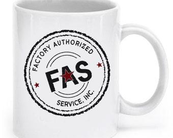 Custom Business Mugs with your logo. Business Promo Mugs 11 ounce Mug