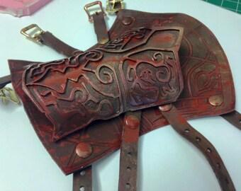 Bloodborne Armor Patterns
