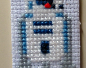 Cross Stitch Chart for Movie Characters #5
