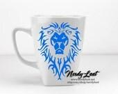 Warcraft Alliance Mug (Customizable)