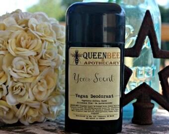 JUNGLE QUEEN - Natural  Vegetable Protein Deodorant  - Vegan - No Aluminum
