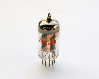 RCA 7058 vacuum tube - 12AX7 variant - please read - new old stock