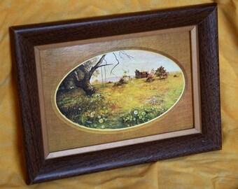 A Prairie Scene