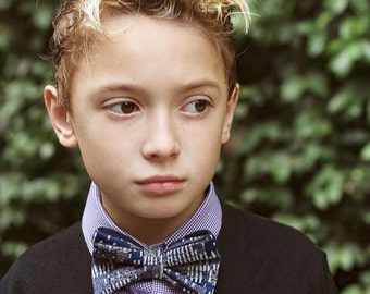 Boys Bowties/hipster bow/stylish/boys accessories/vintage
