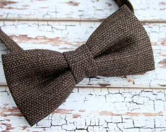 FREE SHIPPING! Mens Bow Tie