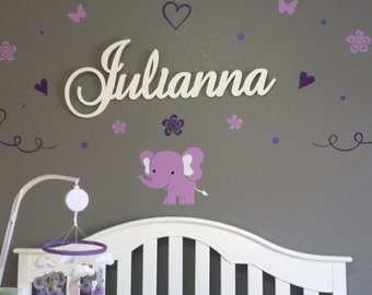 Sweet 16 candelabra name large-Custom wooden name sign, Nursery Letters, birthday, centerpiece, wall decor, wall hanging, backdrop name