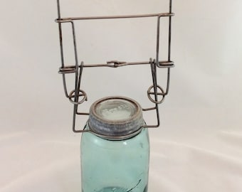 Vintage Canning Jar Lifter/Metal Canning Jar Lifter