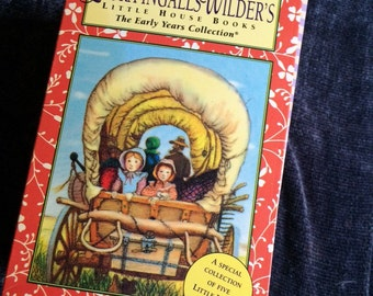 Little House on the Prairie paperbacks