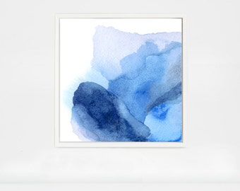 Abstract Canvas Art Print, Large Abstract Painting Giclee, Large Wall Art Canvas, Painting Art Print, Abstract Art Print, Canvas Artwork