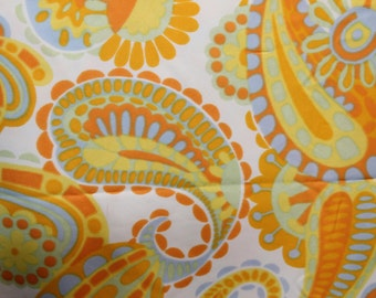 Mod Paisely Fabric