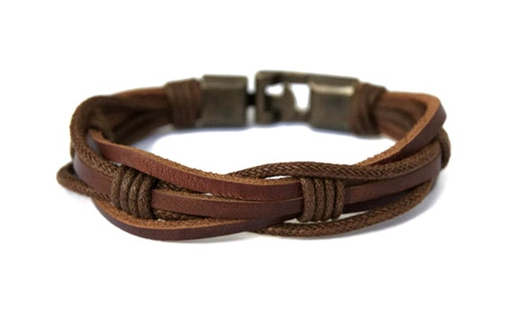 Enjoy free shipping and easy returns every day at Kohl's. Find great deals on Mens Leather Bracelets at Kohl's today!