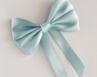 Wendy Darling, Peter Pan, Disney Hair Bow, Hair Bow