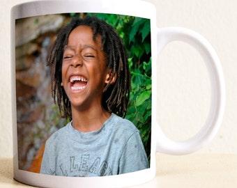Photo Mug | Mothers Day | Husband Gift | Photo Gifts for Mom | Gift for Grandma | Coffee Gift Mug | Custom Mug | Boyfriend Gift Family Mugs
