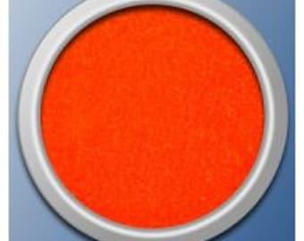 1 Ounce Outrageous Orange Jojoba Beads