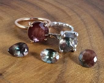 Custom Sunstone Ring - Deposit
