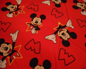 Classic Mickey Mouse Pillowcase