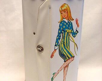 Vintage 1965 Francie Barbie's 'MOD'ern Cousin Doll Case Mattel