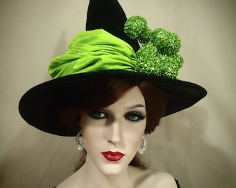 """Couture Witch Hat """"Sadie"""""""
