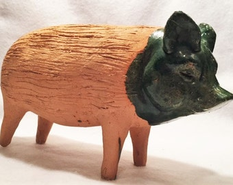 Chia pig - Mexican pottery