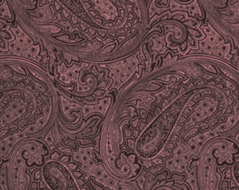 Michael Miller Pink Sophisticated Paisley CX2678 11 yards