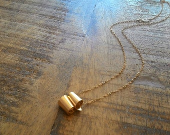 Minimalist Necklace, Minimal Necklace, Minimalist Gold Necklace, Delicate Necklace, Simple Necklace, Everyday Necklace