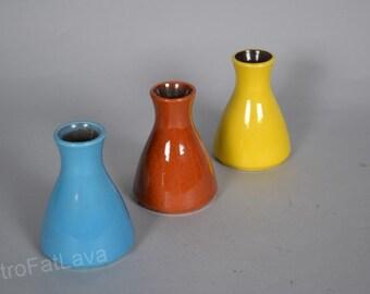 Set of 3 Dümler & Breiden  vases 127  10