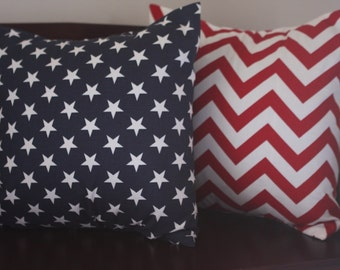 SALE*** Patriotic/ 4th of July Pillow Covers