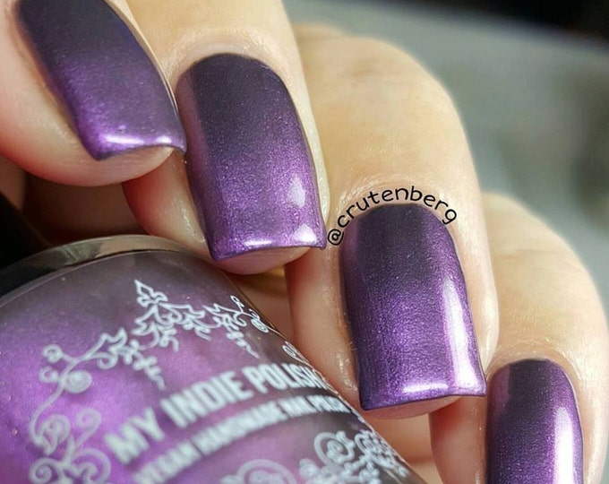 Fury - The shannara chronicles - Vegan Nail Polih
