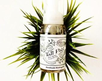 Tall Paul Foaming Soap, Pine Scented Soap, Minnesota Made Soap, Paul Bunyan Gift, All Natural Liquid Soap, Biodegradable Soap, Soap Foamer