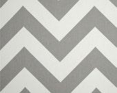 Waterproof Picnic Blanket-New Fabric-Large Grey Chevron