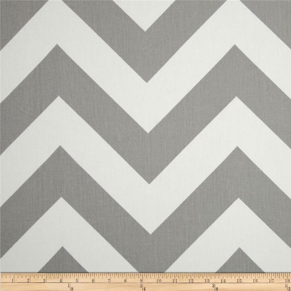 Waterproof Picnic Blanket-New Fabric-Large Grey Chevron