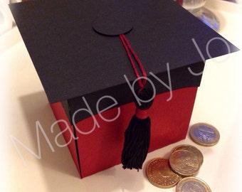 Graduation Explosion Box. Digital file.