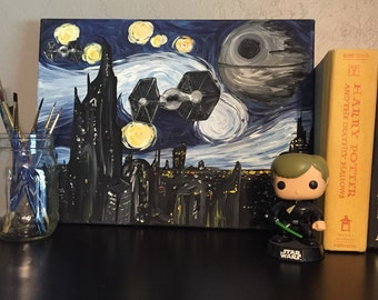 Star Wars Starry Night
