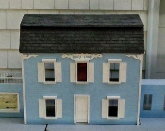 Beautiful HUGE, 5 foot, Wood Dollhouse