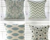 Pillow Cover, Pillow, Decorative Pillow, Blue Pillows, Decorative Throw Pillow, Beach Decor, Cushion,  House Warming Gift, FAST SHIPPING