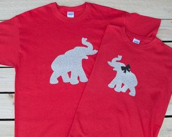 Game Day Shirt - Football Shirt - Alabama Shirt - Roll Tide - Alabama Crimson Tide - Alabama Football - Tailgate Shirt - Football Mom Shirt