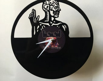 Tool Vinyl Record Wall clock