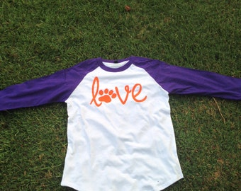 """Shop """"clemson tigers"""" in Clothing"""