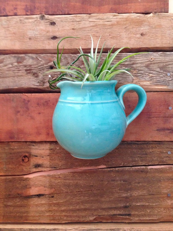 Hand Crafted Ceramic Wall Planter By Eugene53 On Etsy