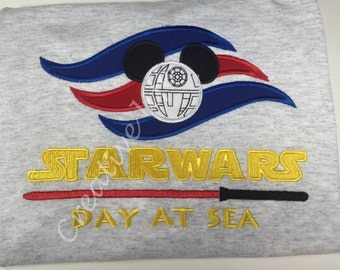 Disney Cruise - Star Wars Cruise - Personalized - Youth