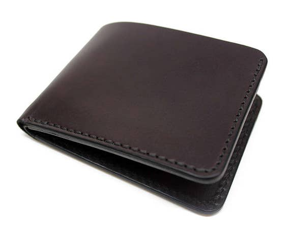 men u0026 39 s leather wallet personalized leather wallet by robertileather