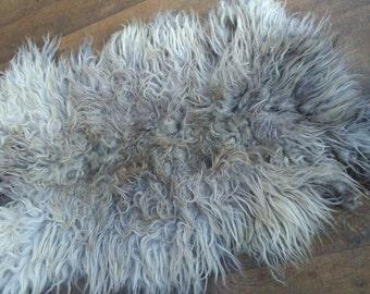 Grey felted fleece Schoonebeeker