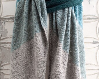 Yarn Knitting Kit to make Livezey House Wrap