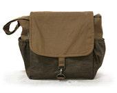 Man Bag  /  Canvas Bag  /  Laptop carrycase handmade