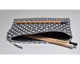 Pencil pouch, planner accessories, pen case